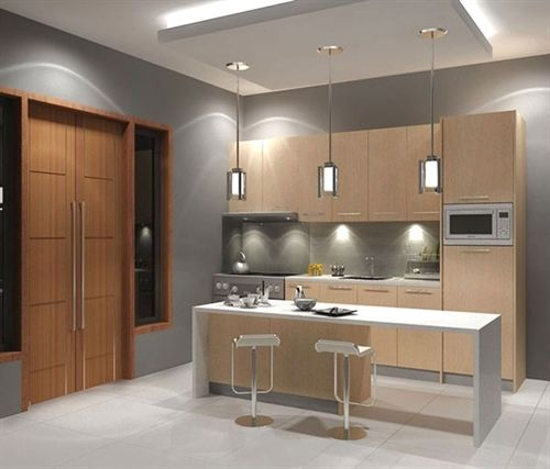 Explore More Ideas For Designing A Trendy Kitchen In 2019 Simple Kitchen Design Modern Kitchen Design Small Modern Kitchens