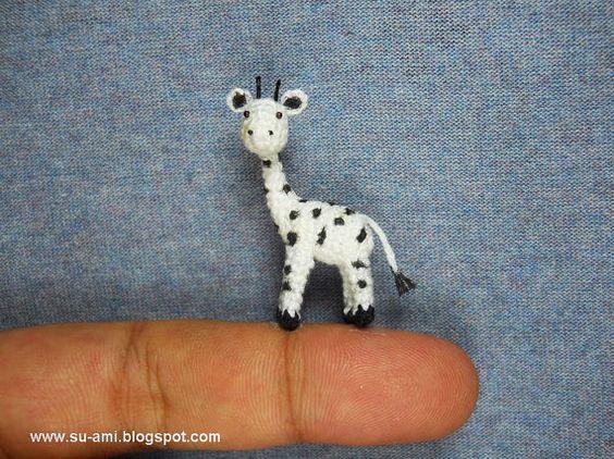 Tiny #giraffe