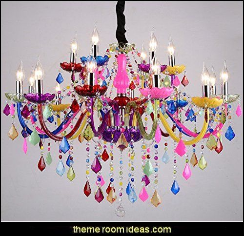 Fun And Funky Cute And Colorful Chic And Trendy Decorating