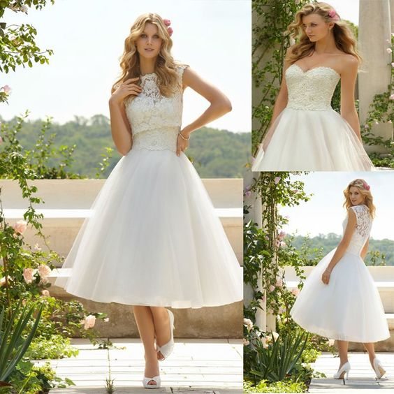 Casual Wedding Dresses That Are So Perfect for Fall  Wedding ...
