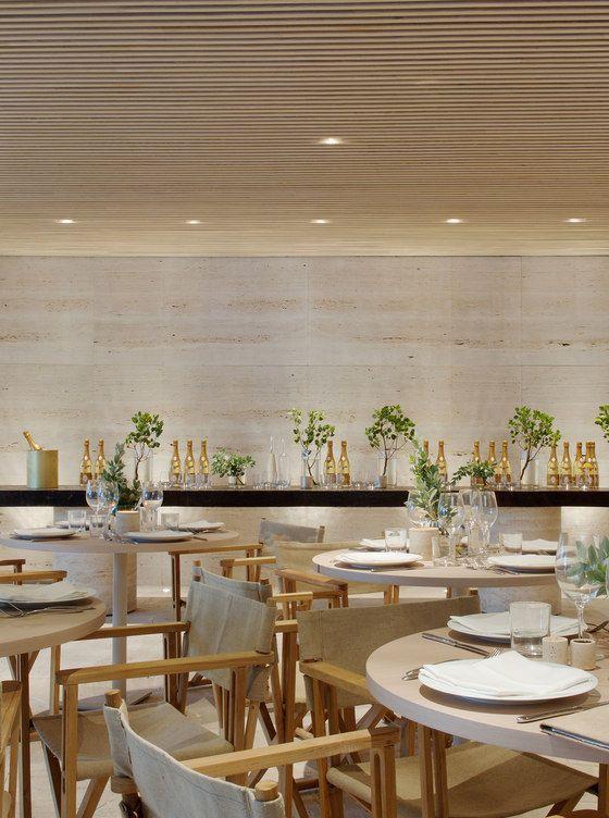 Forte Dei Marmi Restaurant Design Restaurant Interior Forte