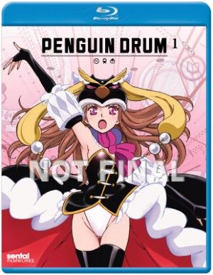 Penguin Drum Blu-ray Collection 1 (Hyb)