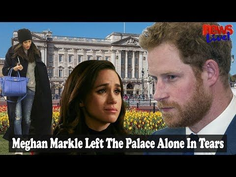 Meghan Markle Left The Palace Alone In Tears After Prince Harry Stuns Her With Shocking Ultimatum Youtube Meghan Markle Prince Harry Princes Diana