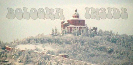 San Luca con la neve