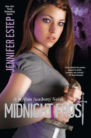 Between dreams and reality | Midnight Frost de Jennifer Estep (VO)