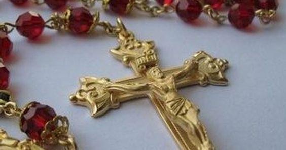 Cómo rezar el rosario en familia