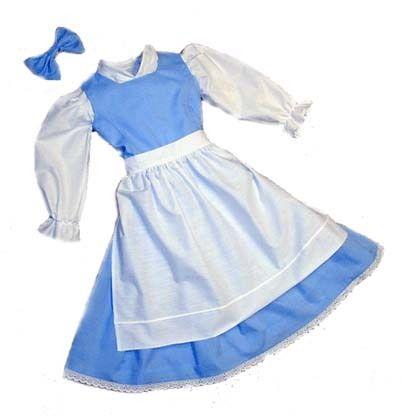 Belle Village Dress Juvenile - Blue dresses- Receptions and We