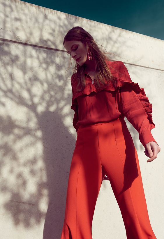 Exclusive Fashion Editorials December 2017 Theresa Schreck by Linda Leitner