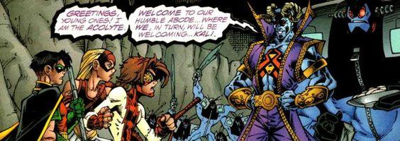 DC Comics - Acólito
