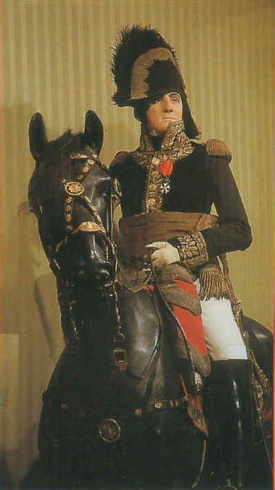 French Général Officer - early 1800's. All original.
