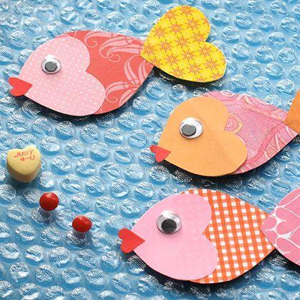 Valentine Fishes:
