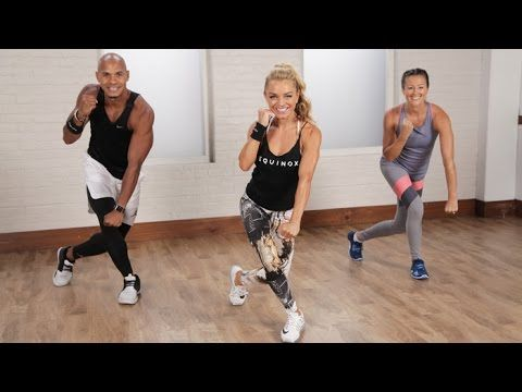 Burn calories and tighten your core with Christa DiPaolo, creator of Equinox's…