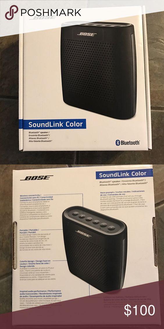 bose soundlink color ii manual