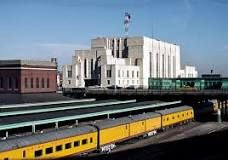 Union Station in Omaha.