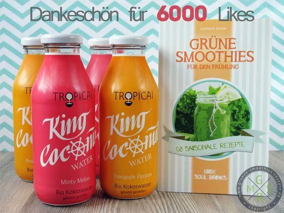 Grüne Smoothies - Rezepte und mehr › Mein Blog zum Thema Grüne Smoothies - Rezepte und gesunde Ernährung › www.gruene-smoothies-rezepte.de