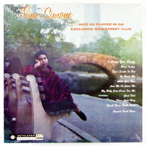 Nina Simone Little Girl Blue Vinyl Lp Album At Discogs Nina Simone Vinyl Sales Record Album