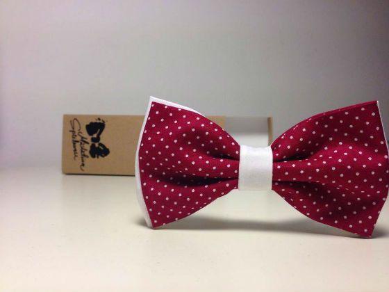 Dots bow tie->> http://madalinaspirleanu.com