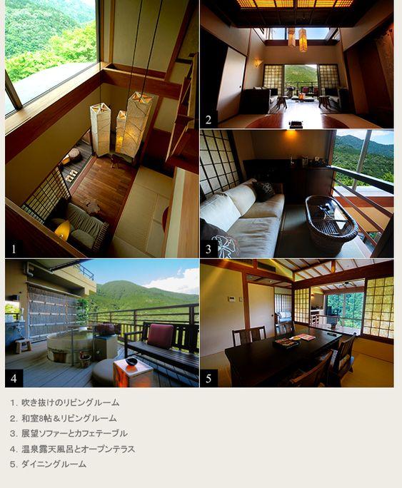 Star Type   Guest room with open-air bath-Guestroom   Spa resort Miyanoshita Hakone Ginyu