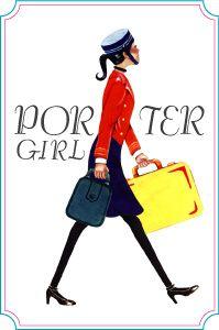 ポーターガール - Google 検索