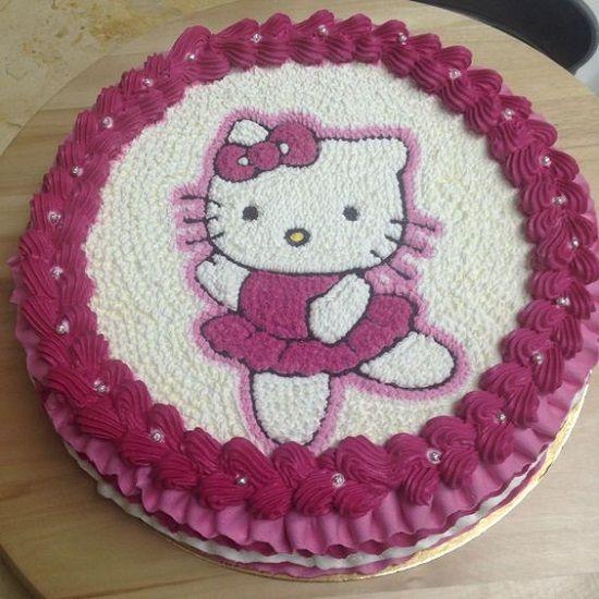 Kue Ulang Tahun Karakter Kue Ulang Tahun Karakter Frozen