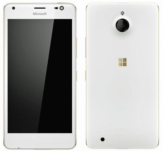 Lumia 850 podría llegar en enero
