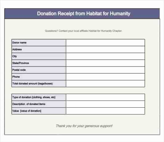 Donation Form Template Free Unique 36 Free Donation Form Templates In Word Excel Pdf Donation Form Marketing Strategy Template Receipt Template