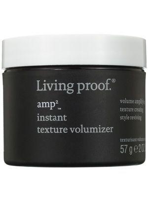 Living Proof Amp Instant Texture Volumizer hair styling cream | allure.com
