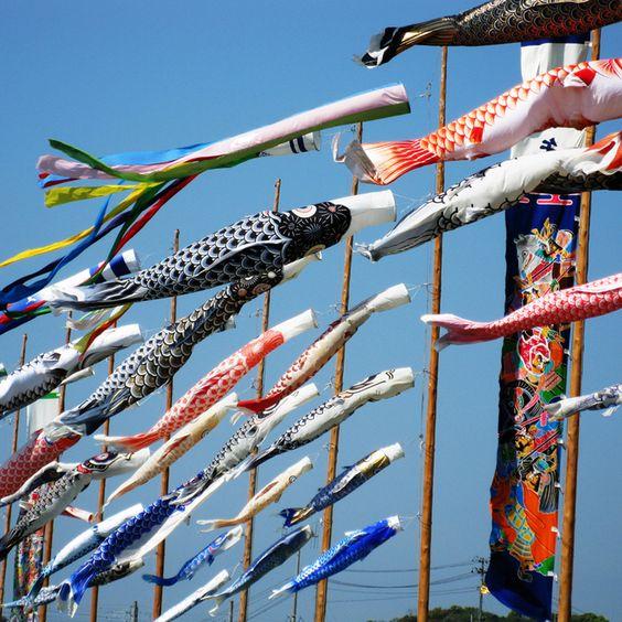 Washi Kodomo no chi Kite - Cerfs-volants japonais en papier washi