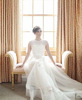 Bridal Portrait Stoneleigh Wedding Dallas