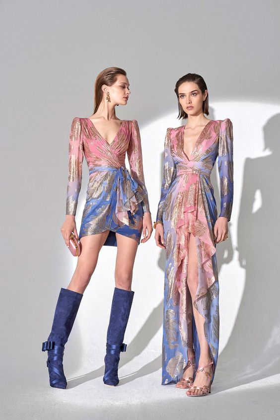 Zuhair Murad Pre-Fall 2019 collection, runway looks, beauty, models, and reviews.