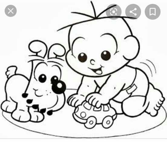 50 Desenhos Da Monica Para Colorir Turma Da Monica Com Imagens