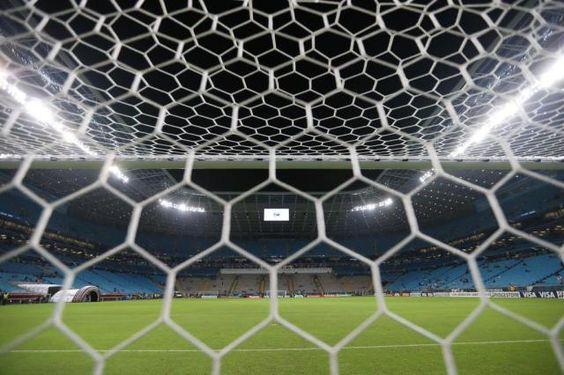 Grêmio e OAS farão cerimônia para oficializar aditivo da Arena Diego Vara/Agencia RBS