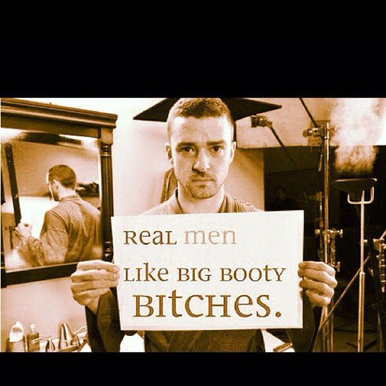 I knew JT would love me!