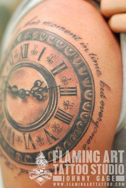 Clock with writing clock tattoo pinterest clock for Tattoo writing on ribs