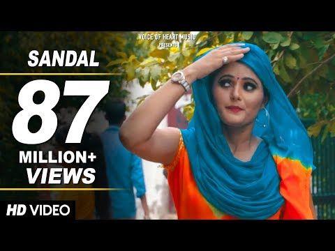 Chandigarh True Love Sapna Chaudhary Vikey Kajla New Song 2017 Sonotek Cassettes Youtube Dj Songs Songs Songs 2017