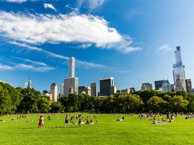 Wheres Your Favorite Place to Beat the Heat in NYC?