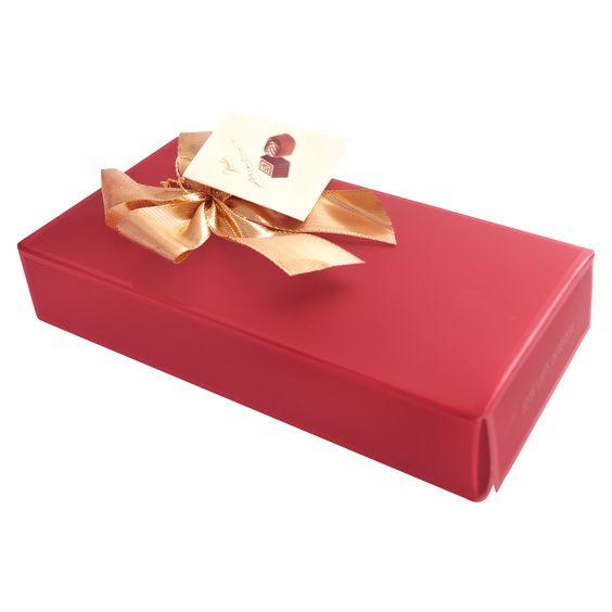 Red Ballotin Box