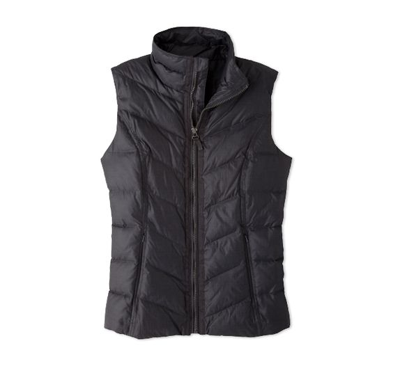 Ana Down Vest | Puffer Vest| from prAna: Tops Prana, Fitfluential Fitgear, Dream Closet, Gym Outfits, Puffer Vest, Fitgear Fashion, Ana Vest, Christmas List ️, Black Puffer