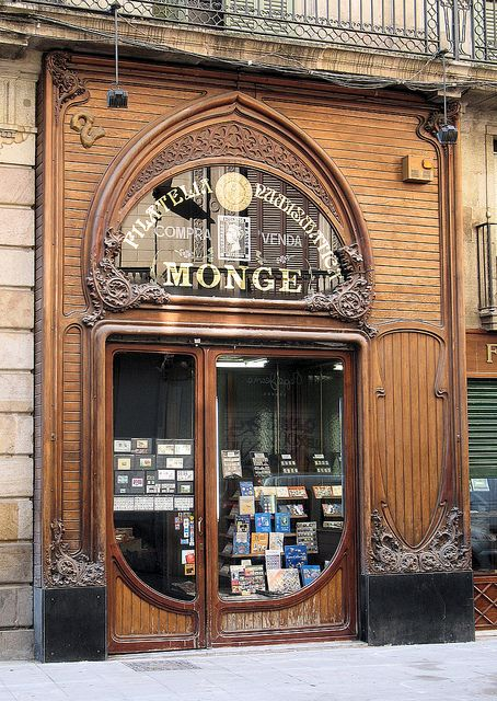 Filatelia Monge. Barcelona