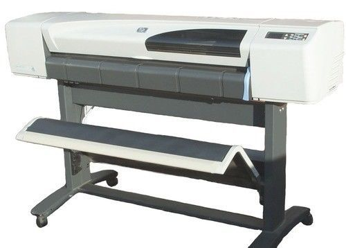 Hp Designjet 500 42 In Roll Printer Hp Printer Step Stool Outdoor Decor