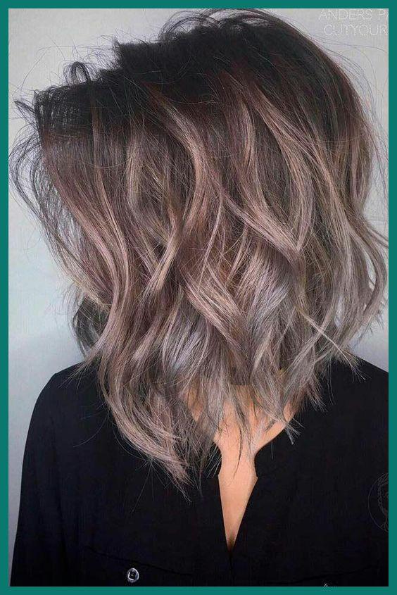 Popular Medium Hairstyles For 2020 In 2020 Medium Length Hair Styles Thick Hair Styles Hair Lengths