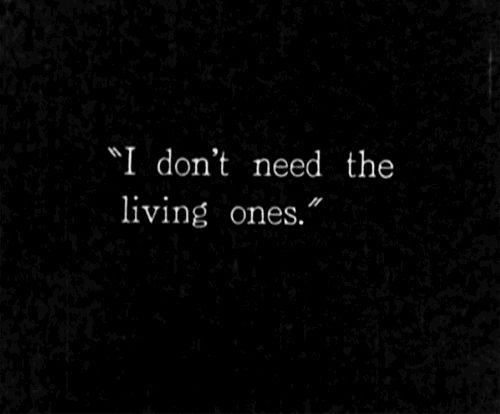 I don't need the living ones!!!