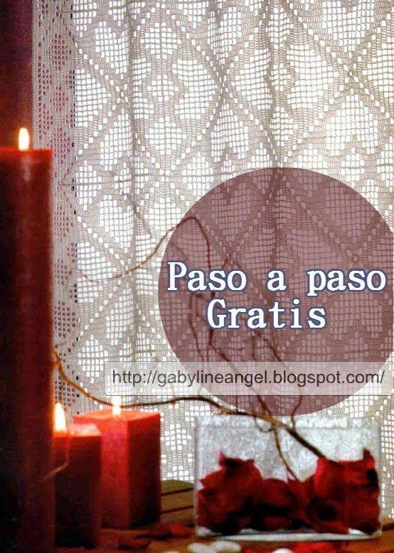 Croché and Ganchillo on Pinterest