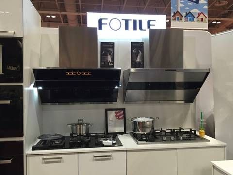 Chinese Manufacturer Fotile Designs An Exhaust Hood That Actually Exhausts Exhaust Hood Kitchen Exhaust Exhaust Fan Kitchen