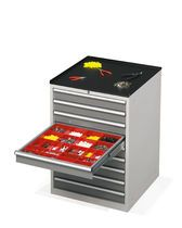 Tool storage cabinet / automatic