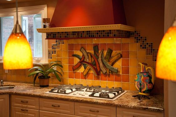 Focal Points Hacienda Kitchen And Mexicans On Pinterest
