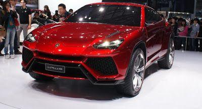 Lamborghini will mehr Frauen mit kommenden Urus SUV zu gewinnen Lamborghini Reports SUV