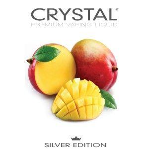 Crystal Mangue 10 ml : Un produit exposé par Esmokers boutique en ligne spécialisé dans la cigarette électronique, liquide e-cigarette, et aussi accessoires cigarette sans tabac.