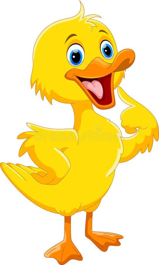 Cute Duck Cartoon Vector Illustration Of Cute Duck Cartoon Isolated On White Ba Atividades De Aprendizagem Para Criancas Brincadeiras Para Criancas Animais