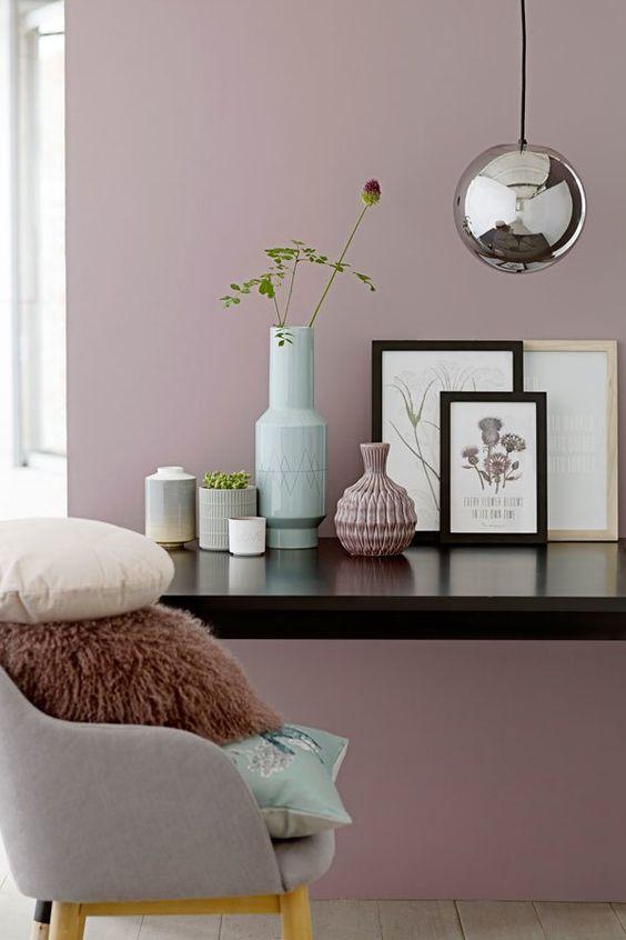 wohnzimmer deko pastell:Interior-Label Bloomingville: Und die machen es vor, Pastell-Deko